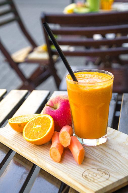 Latvian Orange