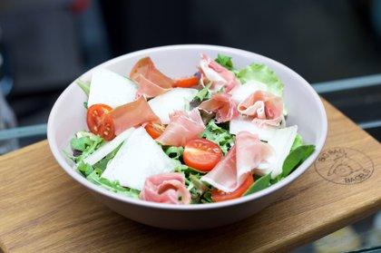 Prosciutto in Salad