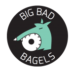 Big Bad Bagels Best breakfast in Riga